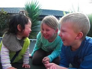 ニュージーランド:EVAKONA EUCATIONにて