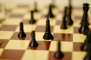 チェスは世界で人気のゲーム