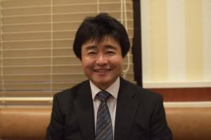 瀧沢広人(たきざわひろと)氏