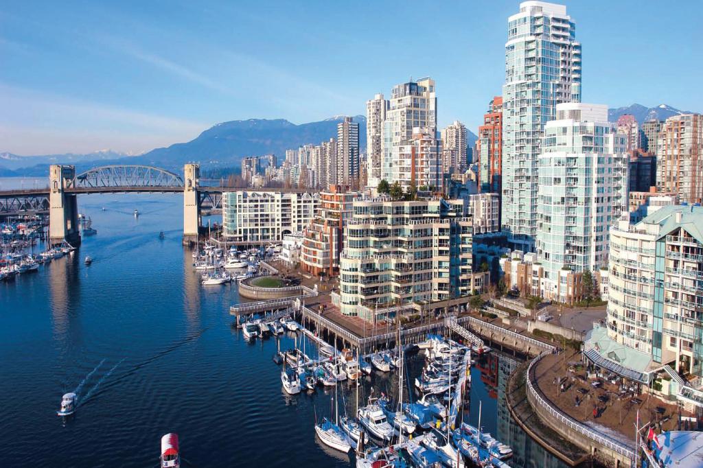 Vancouver-Landscape