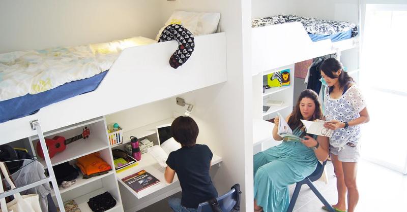 学生寮の一例